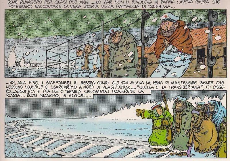Bonvi – L'uomo di Tsushima_Essential 300 comics