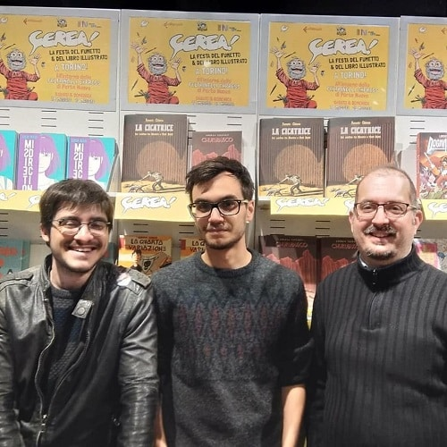 Cerea: conversando sul fumetto neopop_Cronache