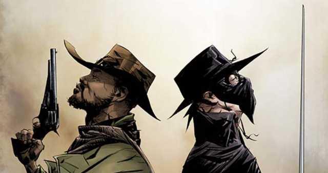 Django/Zorro: il fumetto di Quentin Tarantino sul grande schermo