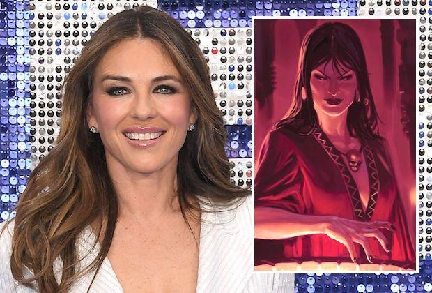 Marvel's Runaways: Elizabeth Hurley sarà Morgana Le Fay
