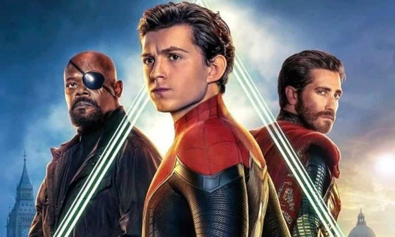 Ottimo esordio per Spider-Man: Far From Home al box office cinese