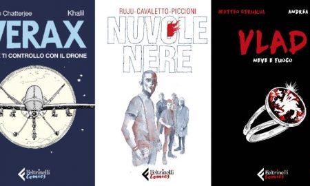feltrinelli comics giugno 2019