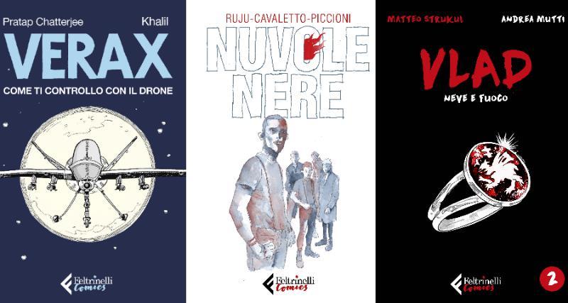 Le novità di Feltrinelli Comics di giugno 2019