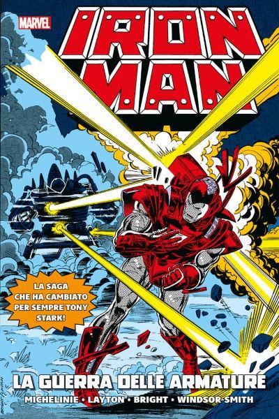 Iron Man – La guerra delle armature (Michelinie, Bright, Windsor-Smith)_BreVisioni