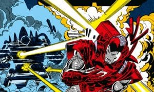 Iron Man – La guerra delle armature (Michelinie, Bright, Windsor-Smith)