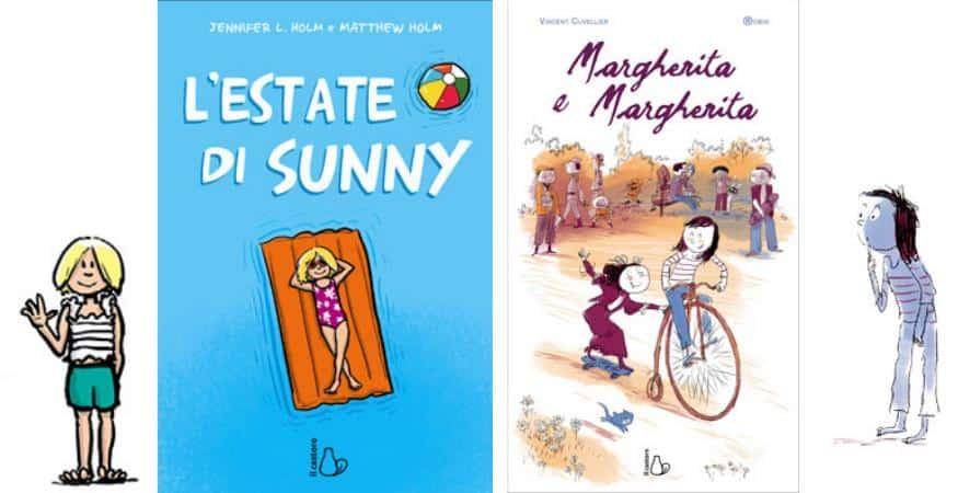 Due graphic novel per bambini dall'Editrice Il Castoro