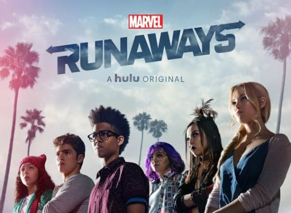 Marvel's Runaways sbarca su Rai4 dal 13 giugno