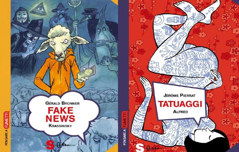"""Anteprima: """"Pensare a fumetti"""", l'attualità raccontata attraverso il fumetto"""