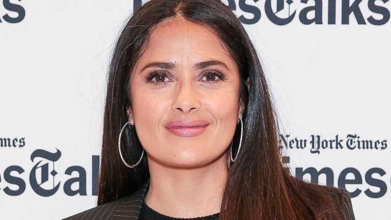 The Eternals: Salma Hayek in trattative per il film Marvel Studios