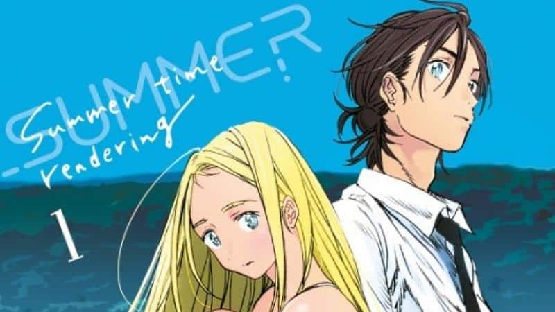 Summer Time Rendering, primo volume per il manga di Yasuki Tanaka
