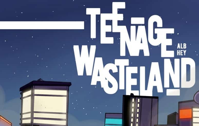 Anteprima Attaccapanni Press: SYNTH/org – Teenage Wasteland (AlbHey Longo)