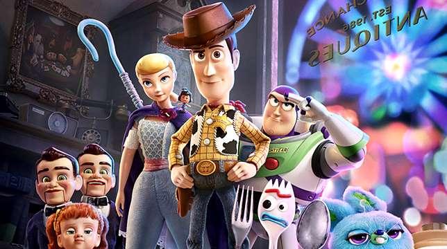 Toy Story 4 – Da oggi nelle sale italiane in oltre 800 copie