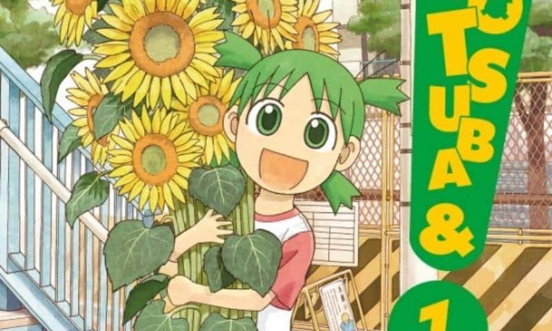 Da Star Comics le avventure di una irresistibile bambina: YOTSUBA&!
