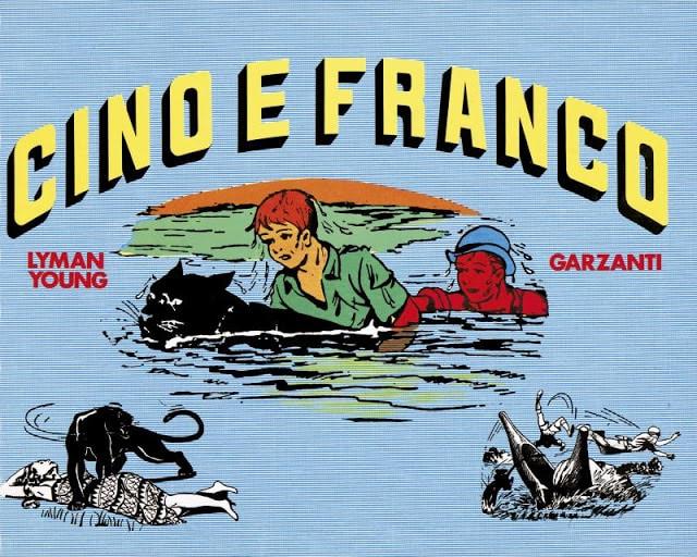 Lyman Young – Cino e Franco