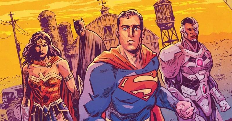 Quando gli universi si incontrano: Black Hammer/Justice League
