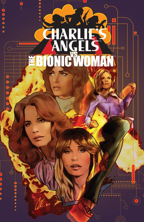 Charlies-Angels-vs.-the-Bionic-Woman-1_First Issue