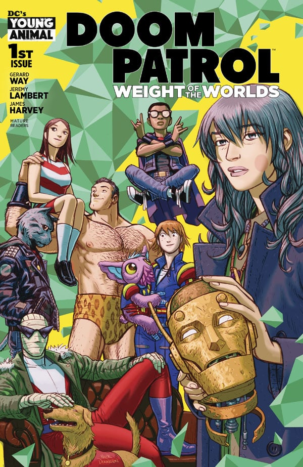 Doom-Patrol-Weight-of-the-Worlds-1_First Issue