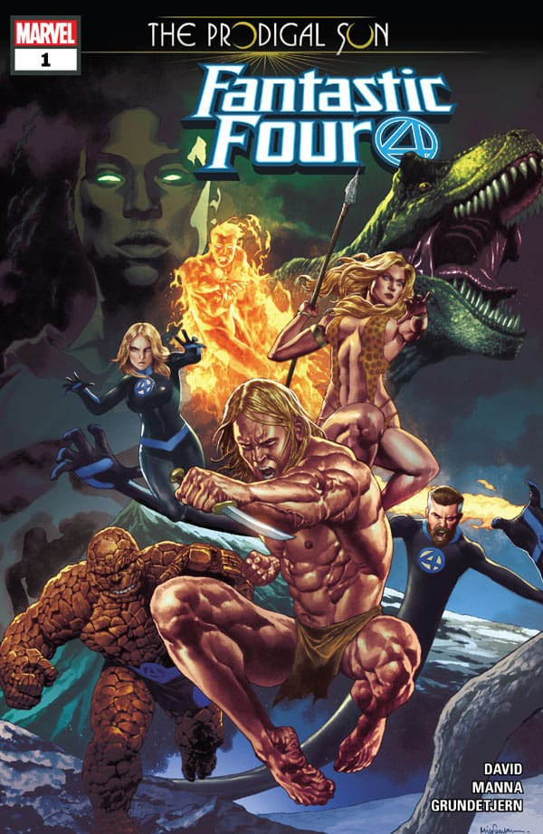 Fantastic-Four-The-Prodigal-Sun-1_First Issue