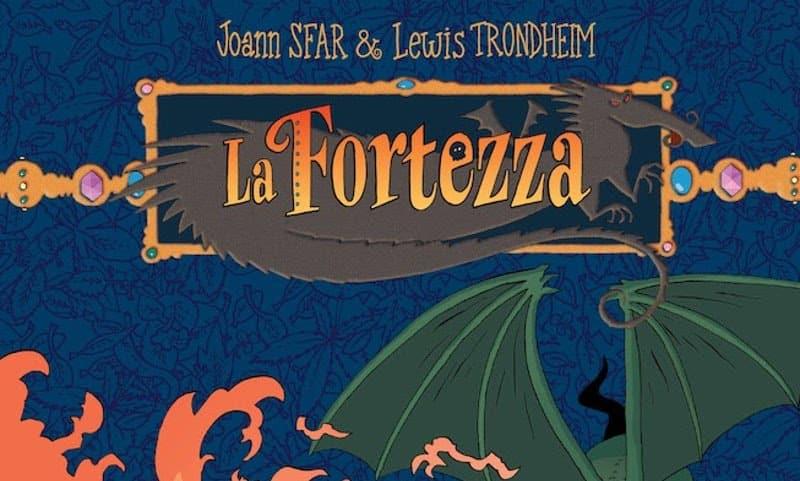 """BAO pubblica """"La Fortezza"""" di Sfar e Trondheim. Leggi l'anteprima"""