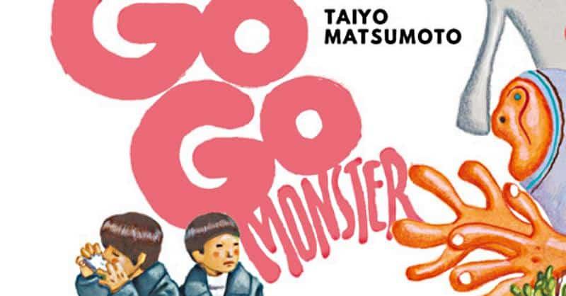 """""""Go Go Monster"""", da J-Pop il nuovo manga di Tayo Matsumoto"""