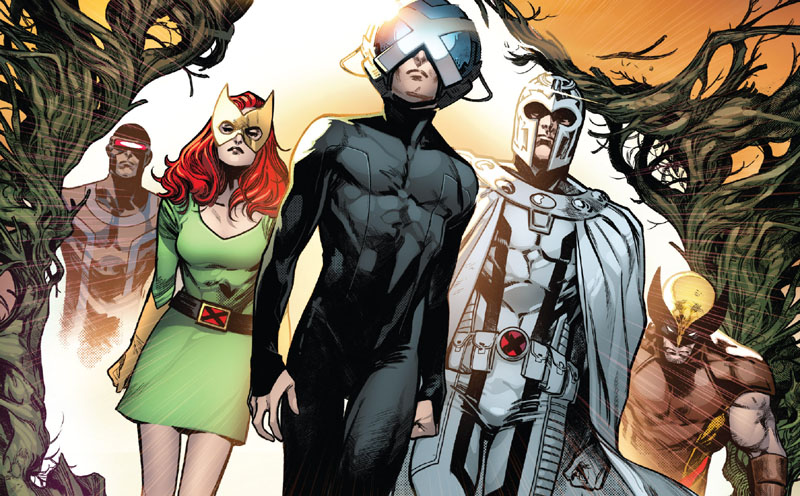 House of X #1: una nuova alba mutante