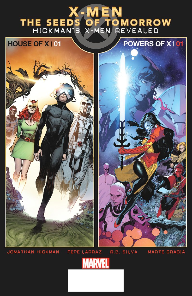 House-of-X-Powers-of-X-Free-Previews-000_Anteprime First Issue