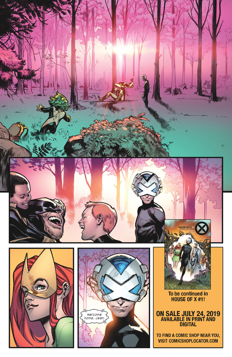 House-of-X-Powers-of-X-Free-Previews-007_Anteprime First Issue