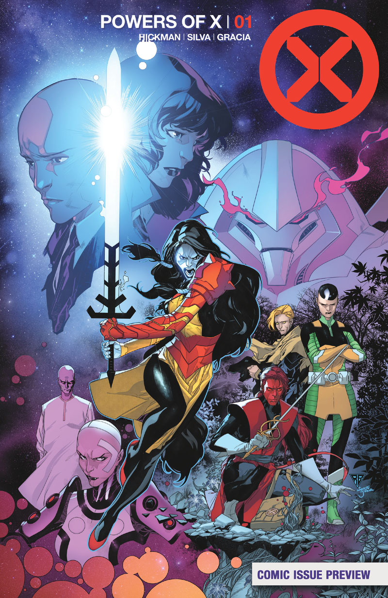 House-of-X-Powers-of-X-Free-Previews-010_Anteprime First Issue