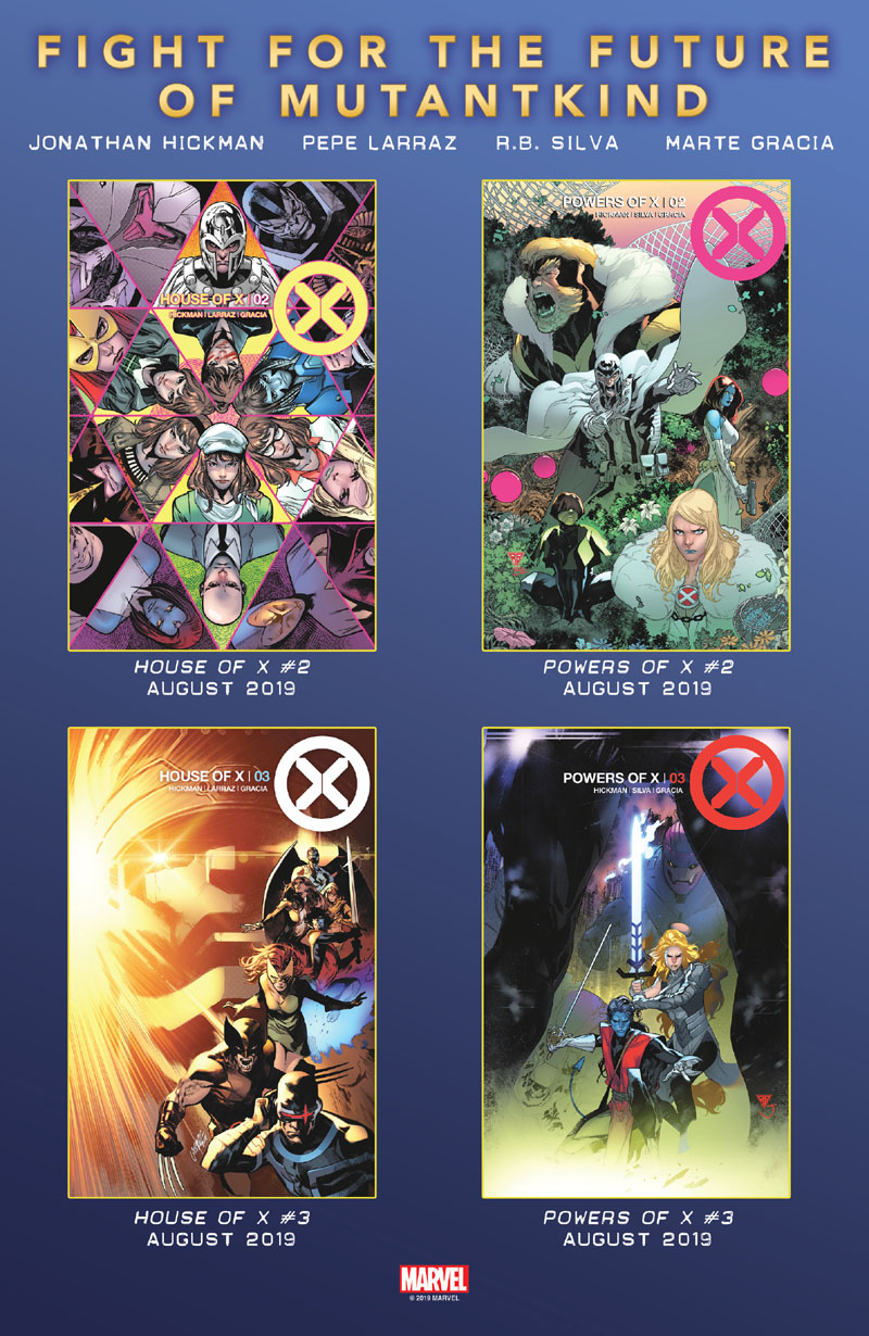 House-of-X-Powers-of-X-Free-Previews-018_Anteprime First Issue