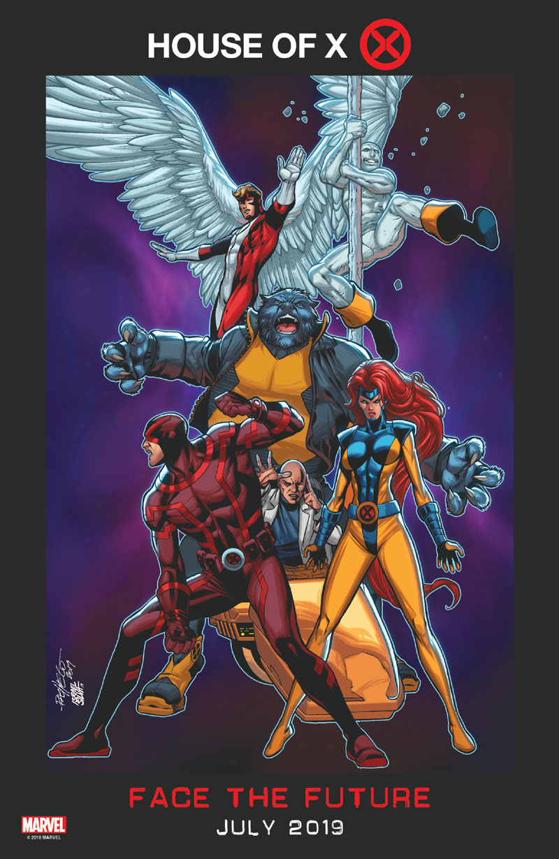 House-of-X-Powers-of-X-Free-Previews-032_Anteprime First Issue