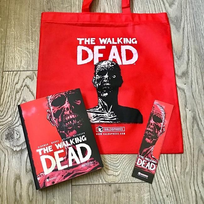 """Dal 25 luglio disponibile il primo volume di """"The walking dead raccolta"""""""