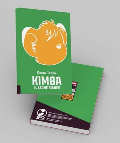"""J-POP Manga pubblica la nuova edizione di """"Kimba""""_Notizie"""