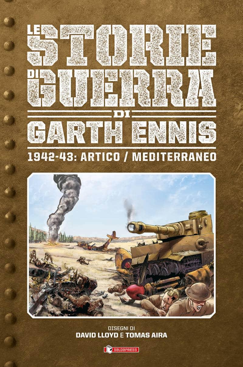 Le Storie Di Guerra Vol03 COVER