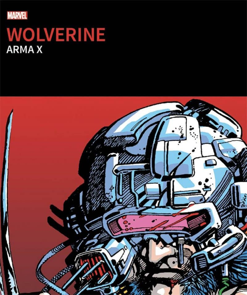 Barry Windsor-Smith – Wolverine Arma X