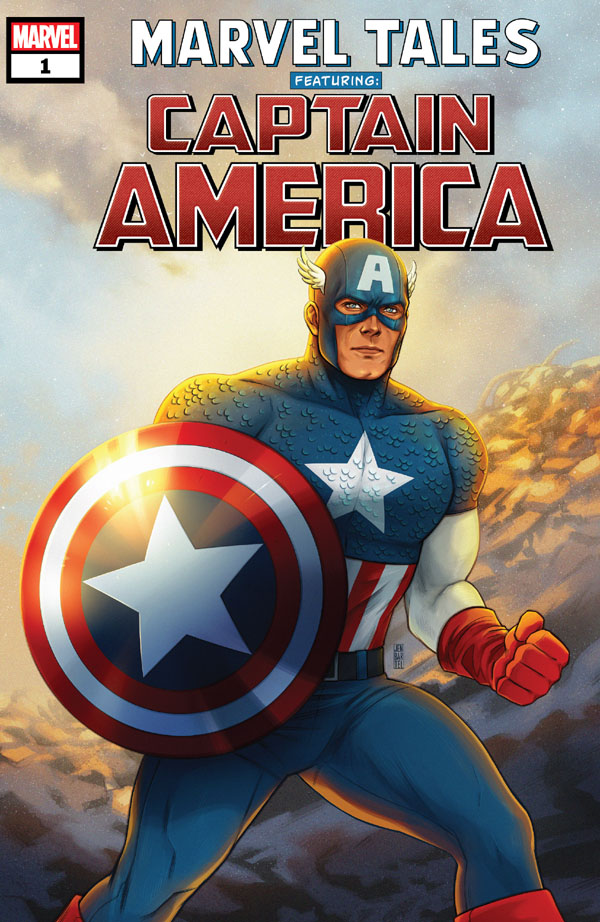 Marvel Tales Captain America 1