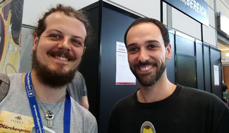 I supereroi parlano spagnolo: intervista a Pere Perez