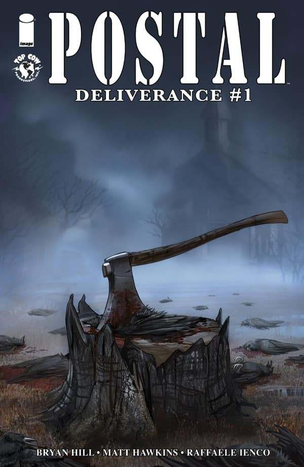 Postal-Deliverance-1_First Issue