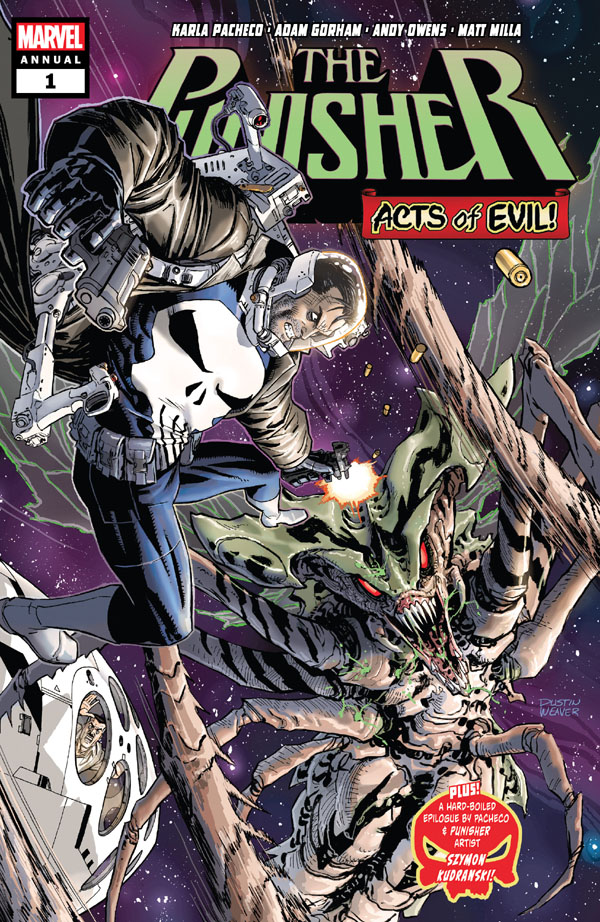 Punisher Annual 1