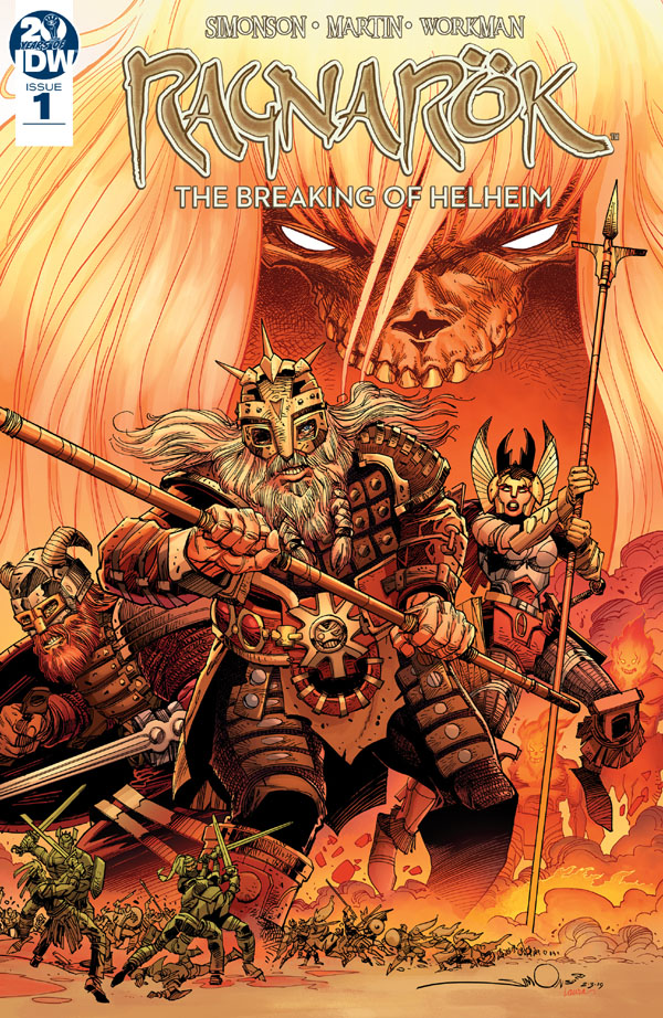 Ragnarök The Breaking Of Helheim 1