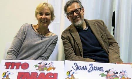 Silvia Ziche eTito faraci