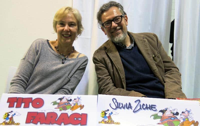 Incontro con Silvia Ziche al WOW Spazio Fumetto di Milano