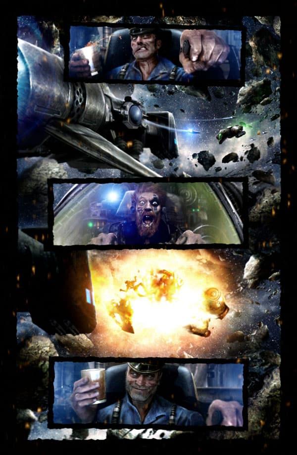 Space Bastards: al via la campagna su Kickstarter_Notizie