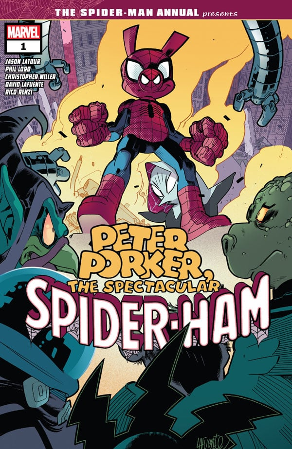 Spider-Man Annual 1