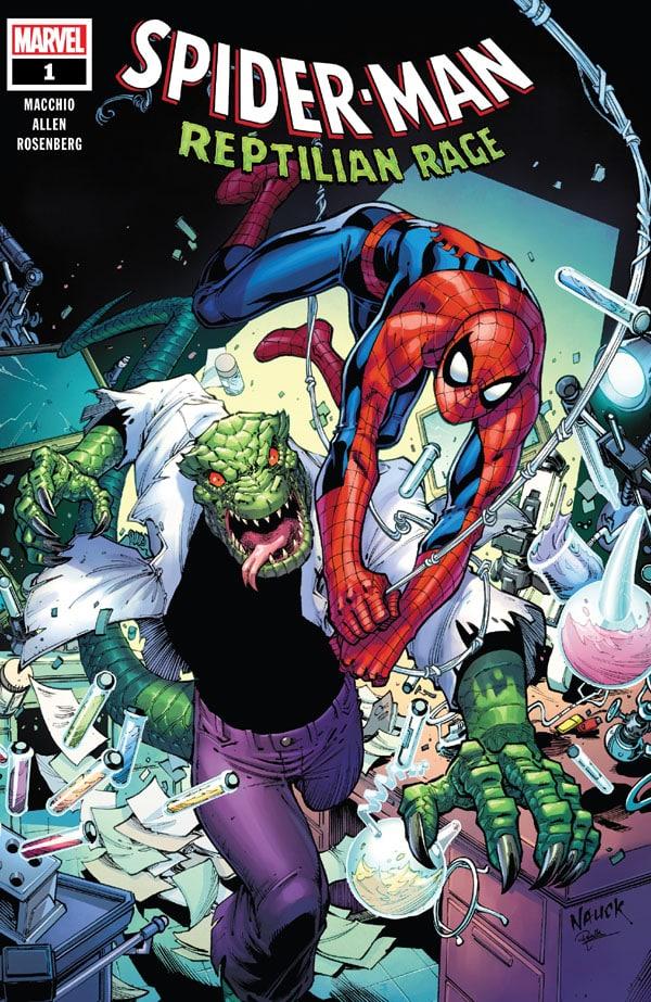 Spider-Man-Reptilian-Rage-1_First Issue