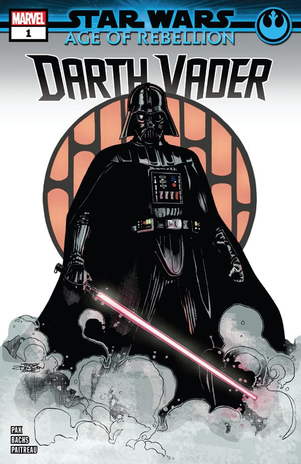 Star Wars - Age Of Rebellion - Darth Vader