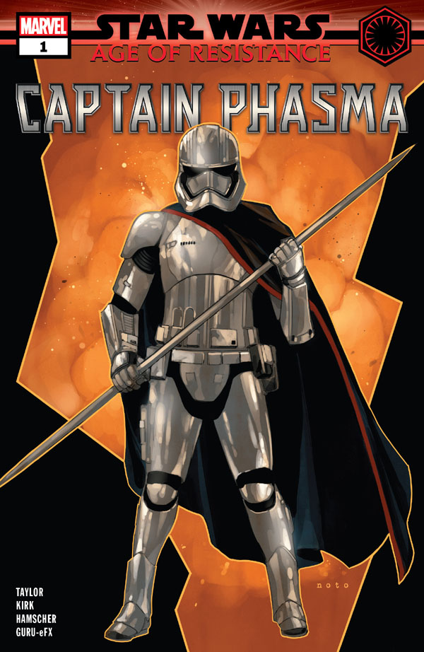 Star Wars Age Of Resistance Captain Phasma