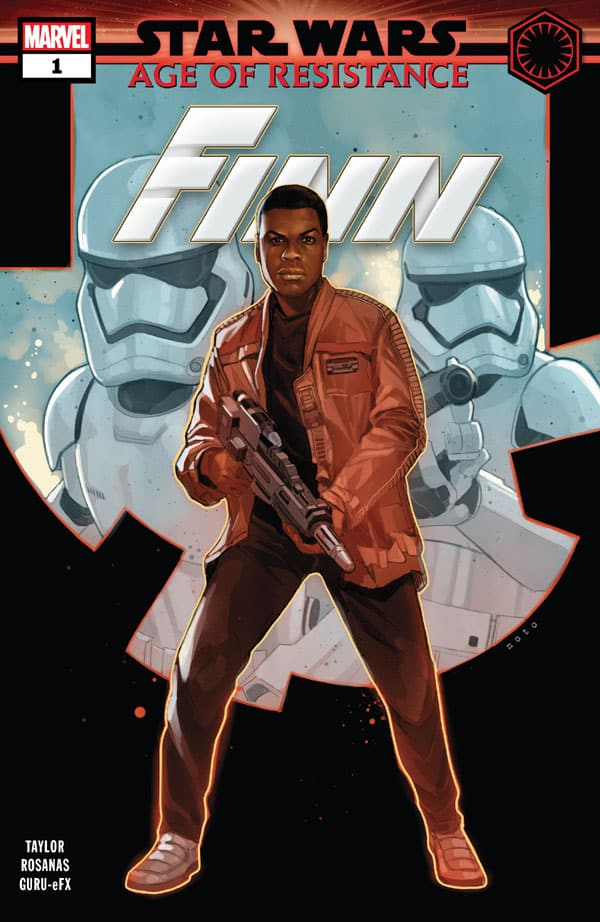 Star Wars - Age Of Resistance - Finn