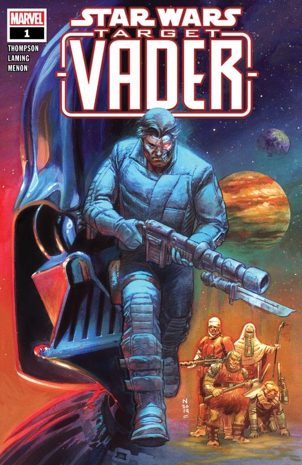 Star Wars - Target Vader 1