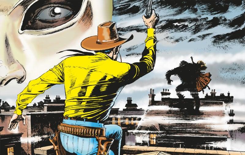 Tex #705 – La maschera di cera (Boselli, Benevento)