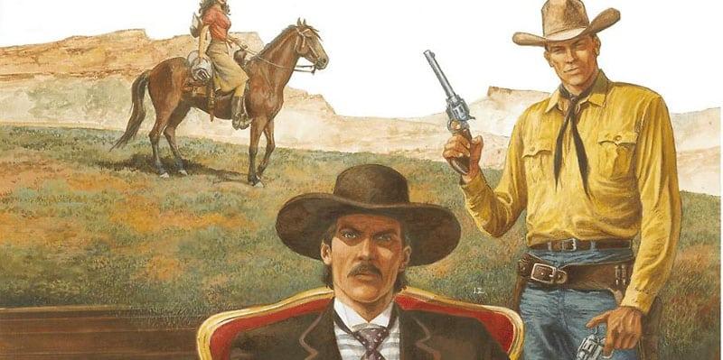"""""""Doc"""" Holliday secondo Tex, Boselli e Laura Zuccheri"""